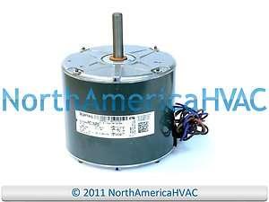 Trane American Standard GE Genteq FAN MOTOR 1/6 HP 200 230v