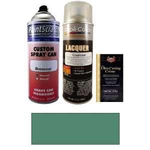 12.5 Oz. Medium Seafoam Metallic Spray Can Paint Kit for 1998 Mercury