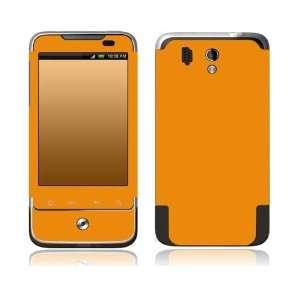 Simply Orange Design Decorative Skin Cover Decal Sticker for HTC