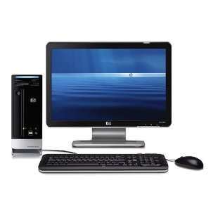 Slimline Desktop 500g with 20 LCD Monitor