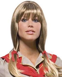 Diva Wig   Incognito Halloween Costume Wigs Skin Top