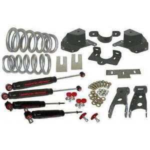 PICKUP DROP SHOCK TRUCK, Belltech Complete Coil Spring Lowering Kit