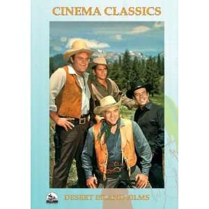 Bonanza TV: Lorne Greene, Michael Landon, David Dortort