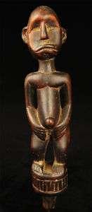 African Tribal Arts Baka (Pygmy) Figure, Cameroon