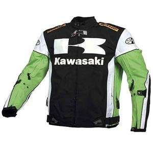 Joe Rocket Kawasaki Racing Superstock Jacket   3X Large/Green/Black