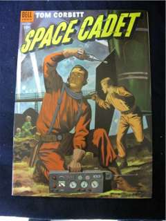 TOM CORBETT SPACE CADET #10 DELL VF