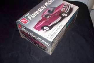 Vintage AMT Ertl Fac SEALED Ford Flareside Pickup Model