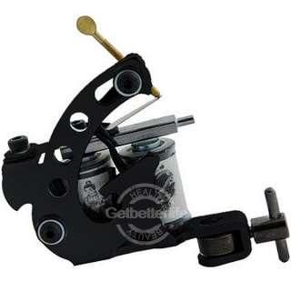 TOP Tattoo Kit 40 Inks Machine Guns Grips Needles Power Set Equipment