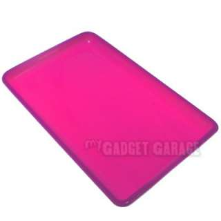 Crystal Pink Gel Skin Cover Case For Barnes Noble Nook