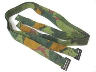 Early Vietnam Era USMC Blanket Strap Set Mitchell Camo Pattern MINT