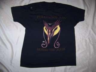 Fleetwood Mac 1990 Behind the Mask Concert Tour T Shirt