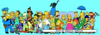 jigsaw puzzle 1000 pcs The Simpsons   Simpsons Friends 14158