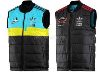 Adidas Originals Star Wars Reversible Vest 2XL HOTH Imperial