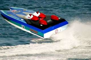 Apparition Racing Rc Speed Boat 29 Radio Controlled
