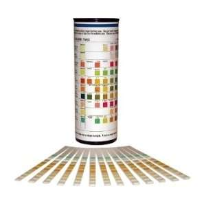 Urine Test Strips for Visual and Analyzer Readings for Blood, Glucose