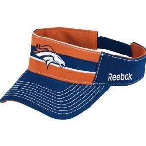 Reebok Denver Broncos 2011 Player Sideline Visor One Size