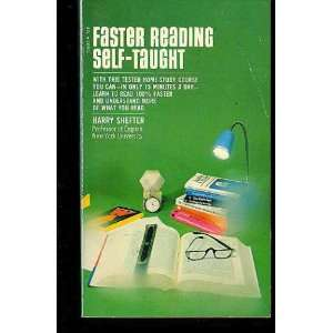 FAST READ SLF TAUT (9780671502768) Shefter Books