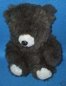 Kids Of America Brown Sitting Bear Stuffed Animal Toy