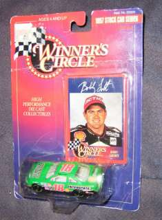 WINNERS CIRCLE BOBBY LABONTE CAR   1997 1/64 SCALE