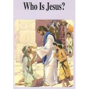 Who Is Jesus?: Sue Hoijer, Mary Nelson:  Books