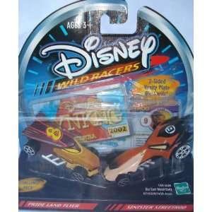 Disney Wild Racers   Lion King   Simba & Scar Toys & Games