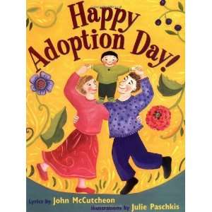 Happy Adoption Day [Paperback] John McCutcheon Books