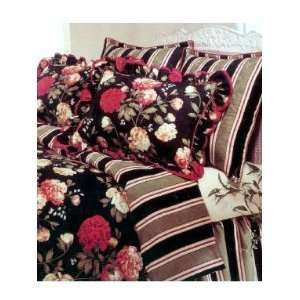 BAY LINENS Gatsby California King Euro Duvet Ensemble: