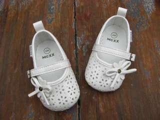 Baby Girl White Mary Jane Bow Dress Shoes Newborn Crib Sandals US Size