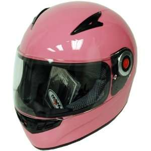 Motocross MX ATV Dirt Bike Full Face Youth Helmet Pink Automotive