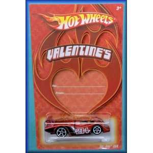 Hot Wheels Red Sol Aire CX 4 Race Car   2009 Target Stores