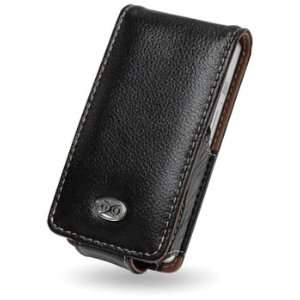 EIXO luxury leather case BiColor for Sony Ericsson M600i Flip
