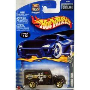 HOT WHEELS ARMORED TRUCK DIE CAST VEHICLE