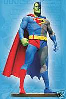 First Appearance Composite Superman Action Figure in US