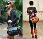 Cowhide Leather Duffle Gym Bags Tote Shoulder Bags NEW