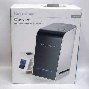 Brookstone iconvert scanner