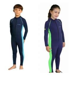Girls UV Sun Protection FULL Body Swimwear Stinger Suit