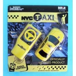 2 Piece Radio Controlled Car (TT1555   Nyc Radio Control Taxi