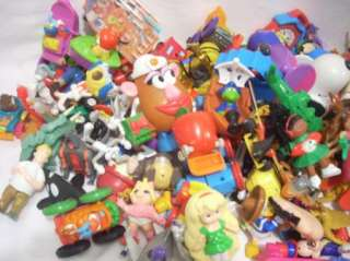 FAST FOOD TOYS   1980s + MCDONALDS, BURGER KING & OTHERS (#3)
