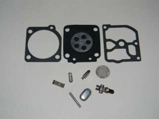 CARB CARBURETOR REBUILD KIT FOR STIHL HS 45 REPLACES ZAMA RB 84 C1Q