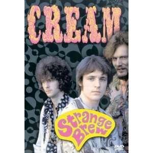 Cream Strange Brew Ginger Baker, Jack Bruce, Eric