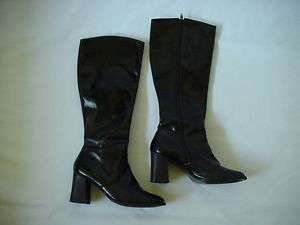Steve Madden 3 High Heel Knee High Leather Boots