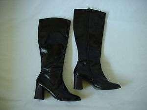 Steve Madden 3 High Heel Knee High Leather Boots