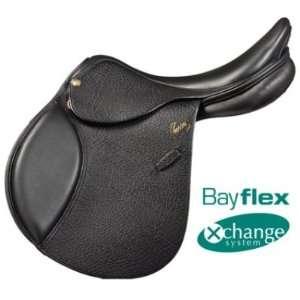 Pessoa A/O Buffalo Grained Saddle   Custom Long, 16: