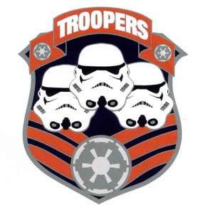 Star Wars Giant Stormtrooper 3 D Pin