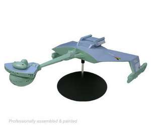 AMT STAR TREK KLINGON BATTLE CRUISER 1/650 MODEL KIT NEW