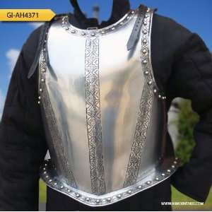 Medieval King Breastplate: Sports & Outdoors