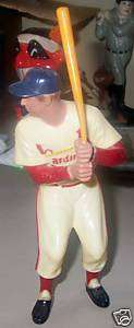 1950s St. Louis Cardinals Stan Musial Hartland Statue