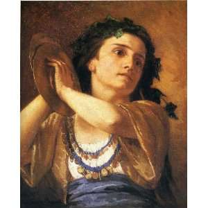 Mary Stevenson Cassatt   32 x 40 inches   Bacchante: Home & Kitchen