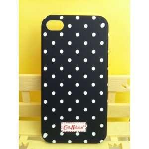 Cath Kidston Mini Dot Black iPhone 4 Case   Boxset + FAST