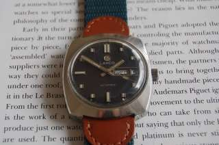 LANCO ROTOR VINTAGE MENS WRIST WATCH AUTOMATIC